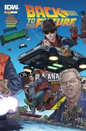 Back to the Future (Comic-book) #2