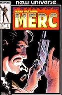 Mark Hazzard Merc (Comic-book.) #6