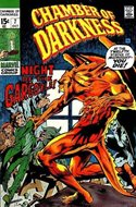 Chamber of Darkness / Monsters on The Prowl (Comic Book) #7