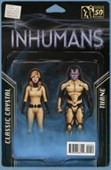 All-New Inhumans (Variant Cover) (Comic Book) #1