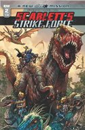 Scarlett's Strike Force (comic-book) #2