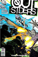 Outsiders (2005-2007) (Grapa 24 pp) #5