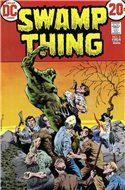 Swamp Thing (1972 1st Series) (Comic Book. 1972 - 1976) #5