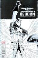 Captain America: Reborn (Variant Covers) (Comic Book) #1.2