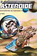 Asteroide, Historietas de Fantasía y Ciencia Ficción (Cartoné) #2