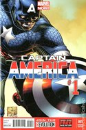 Captain America Vol. 7 (2013-2014 Variant Cover) (Comic Book) #1.3