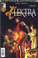 Elektra (2002-2004). Marvel Knights (Grapa 24 pp) #9