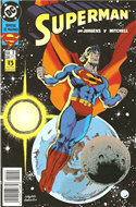 Superman (1993-1996) (Grapa, 48-72 páginas) #9
