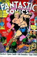 Fantastic Comics (Comic Book 68 pp) #1