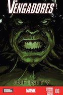 Los Vengadores: Infinity (Rústica) #6