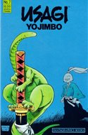 Usagi Yojimbo Vol. 1 (1987-1993) #7