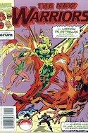 The New Warriors Vol. 1 (1991-1995) (Grapa 24 pp) #5
