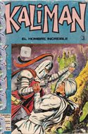 Kalimán, el hombre increíble (Grapa) #3