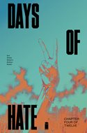 Days of Hate (Comic Book) #4