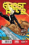 All New Ghost Rider (2014-2015) (Comic Book) #4