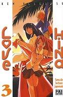 Love Hina (Manga, sentido de lectura oriental.) #3
