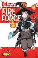 Fire Force (Rústica con sobrecubierta) #4