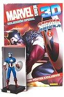 Marvel Héroes 3D - Colección Oficial (Grapa) #2