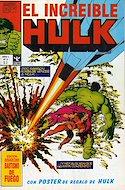 El Increible Hulk (Grapa) #5