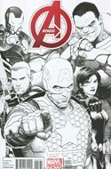 Avengers Vol. 5 (2013-2015 Variant Covers) (Comic Book) #1.2