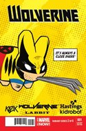 Wolverine (2014 Variant Cover) (Comic Book) #1.5
