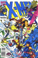 X-Men Vol. 1 (1992-1995) (Grapa 32 pp) #3