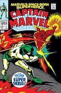 Captain Marvel Vol. 1 (Comic Book) #2