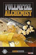 Fullmetal Alchemist (Rústica) #4