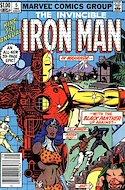 Iron Man vol. 1 Annual (1970-1994) (Comic Book) #5