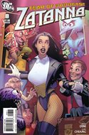 Zatanna (Vol. 3) (Grapa) #8