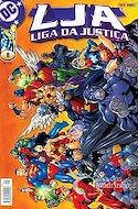 Liga da Justiça. 1ª série (Rústica 100 pp) #8