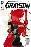 Grayson (2014-2016) (Comic-Book) #2