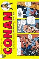 Conan. Los daily-strip comics (1989) (Grapa. 17x26 apaisado. 48 páginas. B/N.) #7