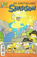 Simpson. Olé! (Rústica, portadas en relieve. 48 pp. Color.) #8