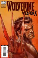 Wolverine: Weapon X (Grapa) #1