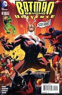 Batman Beyond Universe (Comic Book) #2
