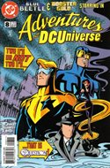 Adventures in the DC Universe (Comic Book) #8