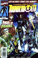 Thunderbolts Vol. 1 (1998-2001) (Grapa 24-40 pp) #9