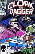 Cloak and Dagger (1985-1987) (Grapa) #5
