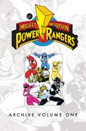 Mighty Morphin Power Rangers Archive (Rústica) #1