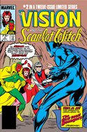 The Vision and The Scarlet Witch Vol. 2 (1985-1986) (Comic-book) #2