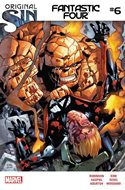 Fantastic Four Vol. 5 (Comic Book) #6