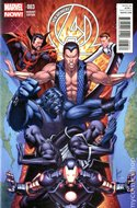 New Avengers Vol. 3 (2013 -2015 Variant Covers) (Comic Book) #3