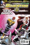Sinestro (2014-2016) (Comic-Book) #8