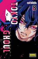 Tokyo Ghoul (Rústica con sobrecubierta) #8