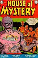 The House of Mystery (Grapa) #8