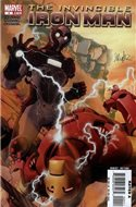 The Invincible Iron Man (Vol. 1 2008-2012) (Comic Book) #4