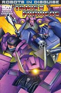 Transformers: Robots in Disguise (Cómic grapa) #2