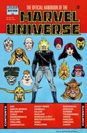 The Official Handbook of the Marvel Universe Master Edition (Softcover 48 pp) #3