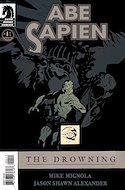 Abe Sapien (Comic Book) #4